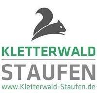 Kletterwald Staufen