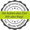 peak personal training