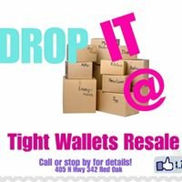 Tight Wallets Resale