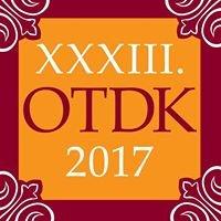 OTDK - Országos Tudományos Diákköri Konferencia