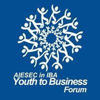 AIESEC in IBA's Youth To Business Forum'13