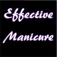 Effective manicure