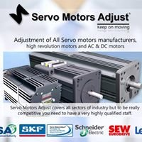 Servo Motors Adjust