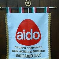 Gruppo Comunale A.I.D.O. Ballabio