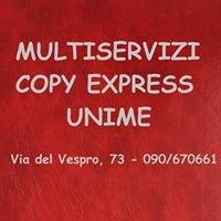 Multiservizi Copy Express Unime