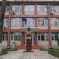 """Liceul Teoretic """"Mihail Kogãlniceanu"""" Vaslui, România"""
