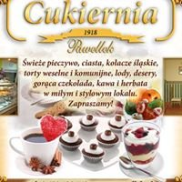 """Cukiernia-caffe """"Pawellek 1918"""""""