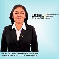 UGEL 02 La Esperanza