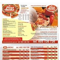 Pizza u Benka