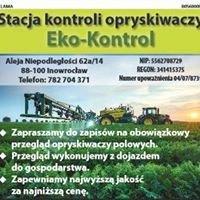 Stacja Kontroli Opryskiwaczy Eko-Kontrol