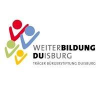 Weiterbildung Duisburg / Bürgerstiftung Duisburg