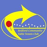 Bedford Community Table Tennis Club