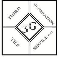 3rd Generation Tile Service Inc.