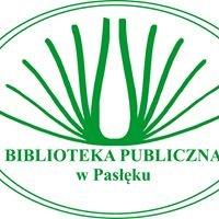 Biblioteka Publiczna w Pasłęku