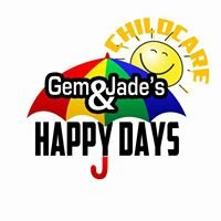 Gem & Jade's Happy Days Childcare-Stretford