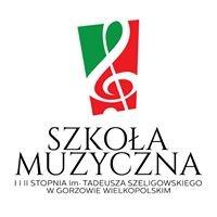 Szkoła Muzyczna I i II st. im.T. Szeligowskiego w Gorzowie Wlkp.