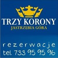 """Jastrzębia Góra Ośrodek Wczasowy """" Trzy Korony"""""""