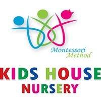 Kids house nursery