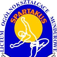 Liceum Ogólnokształcące Mundurowe Spartakus w Gdańsku