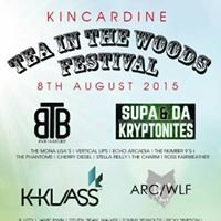 Tea In The Woods Festival
