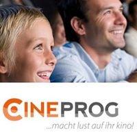 Cineprog - macht Lust auf Ihr Kino.