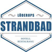 Löderups Strandbad Hotell och Restaurang