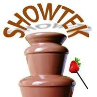 Showtek - fontanny czekoladowe, atrakcje na ślub