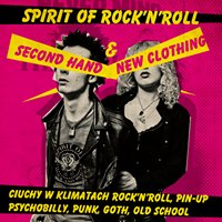 Spirit Of Rock And Roll secondhand & new clothing