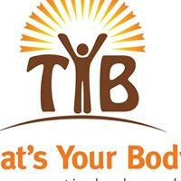 That's Your Body
