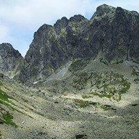Kozi Wierch 2291m n.p.m.