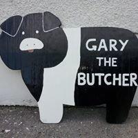 Gary the butcher Gary y cigydd