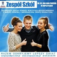 Zespół Szkół im. ks. dra Jana Zwierza w Ropczycach