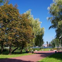 Park im. Tadeusza Kościuszki w Katowicach