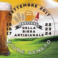 Festival della Birra Artigianale a Fiume Veneto