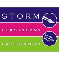 Storm - Sklep dla Plastyków nr 1.
