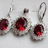 Biżuteria srebrna i zwykła - Goosto