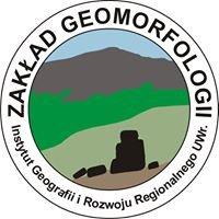 Zakład Geomorfologii IGRR UWr