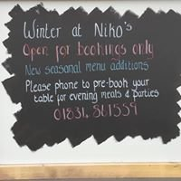 Niko's Wine Bar