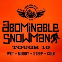 The Abominable Snowman Tough 10