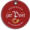 Hotel Zur Post - Goldegg