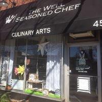 The Well Seasoned Chef
