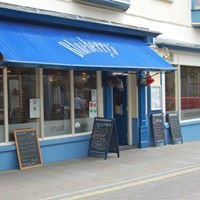 Blueberry's Cafe, Tenby