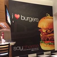 I Love Burgers In Palazo Las Vegas