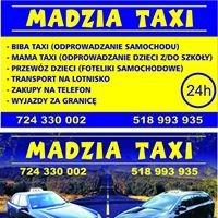 Madzia-Taxi