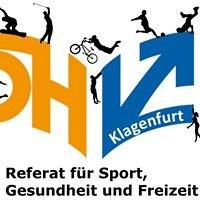 ÖH Referat für Sport, Gesundheit und Freizeit Klagenfurt/Celovec