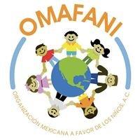 Organización Mexicana a Favor de los Niños, A.C.