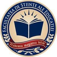 Facultatea de Ştiinţe ale Educaţiei, Universitatea din Piteşti
