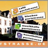 Café portstrasse - Forum für Jugend und Kultur