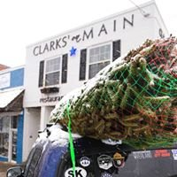 Clarks' on Main