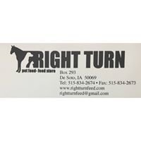Right Turn Feed Store